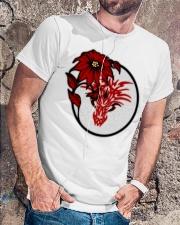 Dragon Orb Classic T-Shirt lifestyle-mens-crewneck-front-4