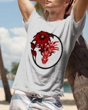 Dragon Orb Classic T-Shirt lifestyle-mens-crewneck-front-9