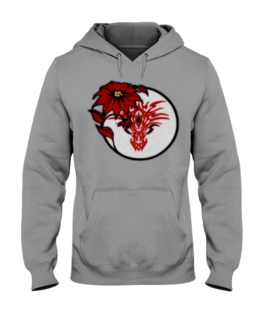 Dragon Orb Hooded Sweatshirt