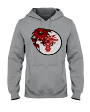Dragon Orb Hooded Sweatshirt front