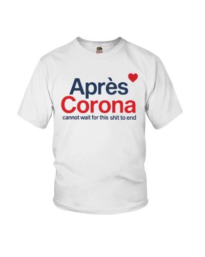 Aprés Corona shirt