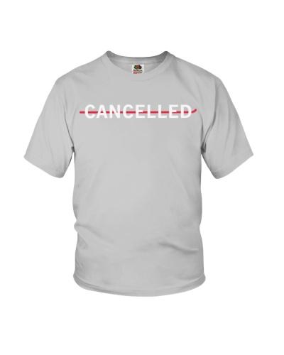 cancelled shop
