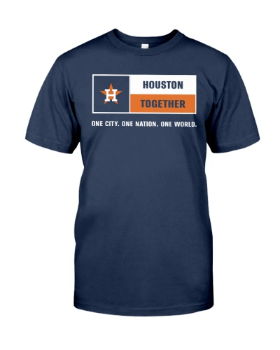 Houston together shirt