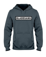 BLADE GANG Hooded Sweatshirt front