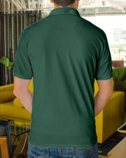 Flying Puck  Classic Polo back