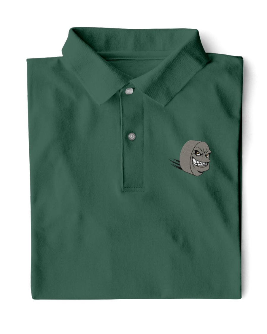 Flying Puck  Classic Polo