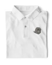 Flying Puck  Classic Polo tile
