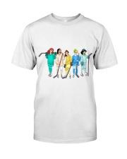 Ice hockey Princess Classic T-Shirt thumbnail