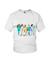 Ice hockey Princess Youth T-Shirt thumbnail
