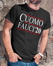 Cuomo Fauci 2020 Classic T-Shirt lifestyle-mens-crewneck-front-4