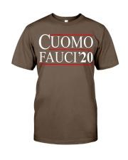 Cuomo Fauci 2020 Classic T-Shirt tile