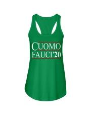 Cuomo Fauci 2020 Ladies Flowy Tank thumbnail