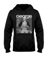 1995 GEORGE MAGAZINE shirt  Hooded Sweatshirt thumbnail