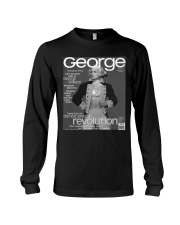 1995 GEORGE MAGAZINE shirt  Long Sleeve Tee thumbnail