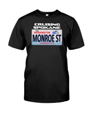 Cruise Monroe Street Premium Fit Mens Tee front