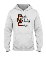 PNC Black Lettering Hooded Sweatshirt thumbnail