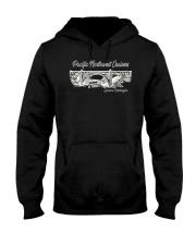 Riverside Cruising  Monroe St Bridge Hooded Sweatshirt thumbnail