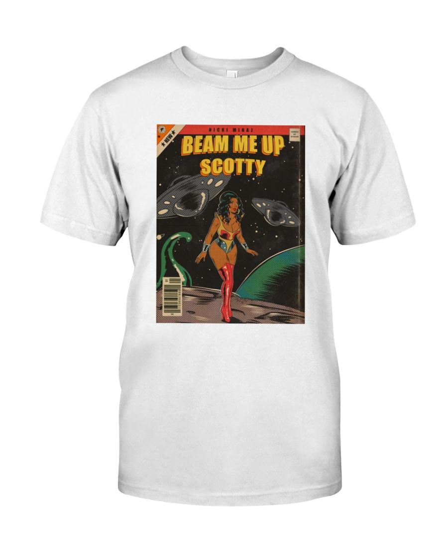Beam Me Up Scotty Nicki Minaj Sweatshirt