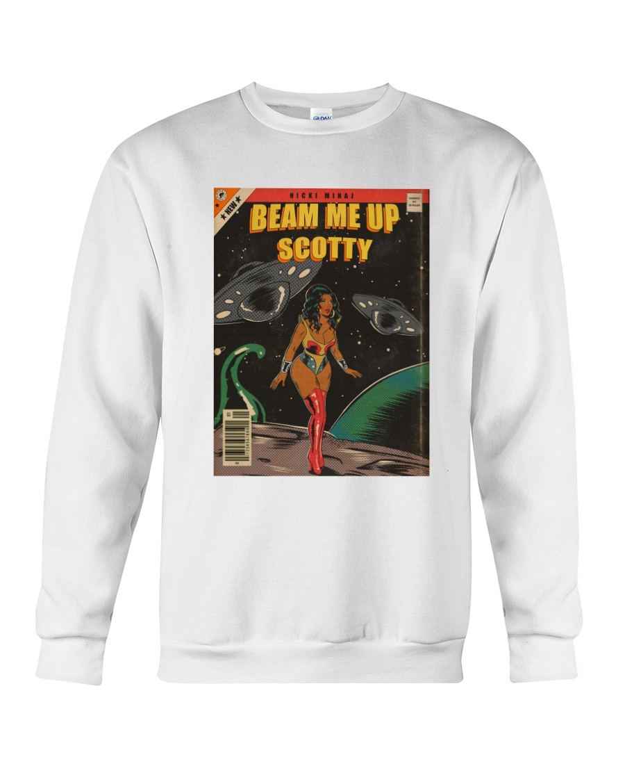 Beam Me Up Scotty Nicki Minaj T Shirt