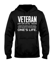 Veteran Definition Veterans Day Tee Shirt  Hooded Sweatshirt thumbnail