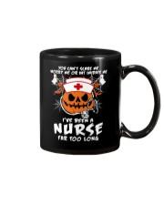 I've Been A Nurse Mug Mug front