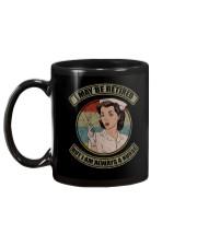 I May Be Retired But I'm Always A Nurse Mug Mug back