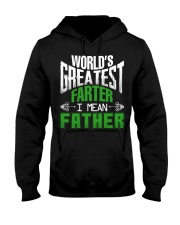Father is world's greatest  Hooded Sweatshirt thumbnail