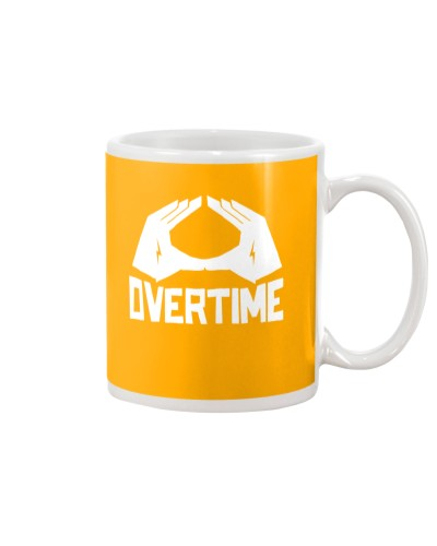 Overtime Shoutout Ot Hoodie