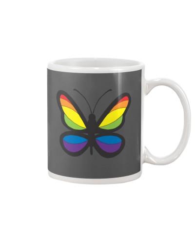 Rainbowdepot Butterfly 2 Hoodie