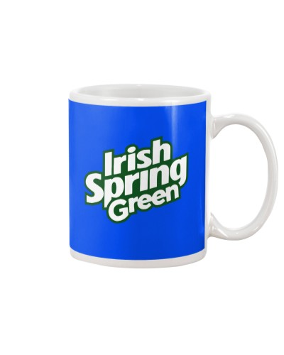 Fligh Treacts Adult Irish Spring Green Hoodie