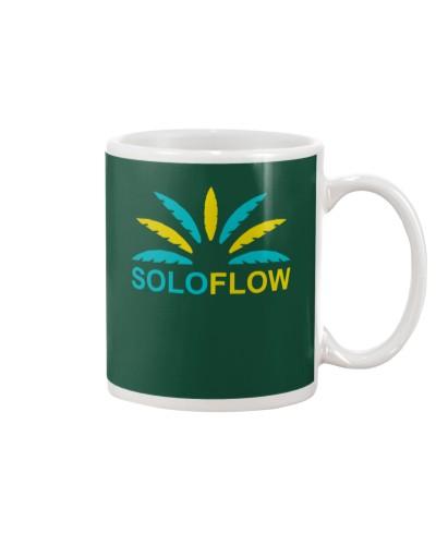 Soloflow Mismatch Cuff Shirt