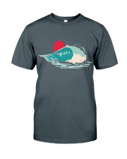 Big wave Classic T-Shirt thumbnail