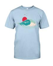 Big wave Classic T-Shirt front