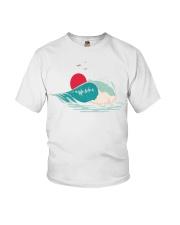 Big wave Youth T-Shirt thumbnail