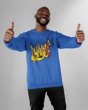 Dynamite Crewneck Sweatshirt apparel-crewneck-sweatshirt-lifestyle-front-05