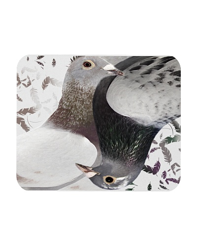 pigeon mousepad 3D