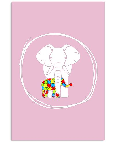 Autism Awareness Elephant Tshirt 2018 copy
