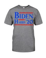 BIDEN HARRIS Classic T-Shirt front