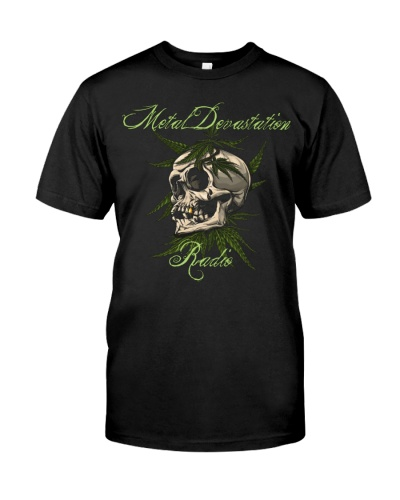 Stoned MDR Shirt