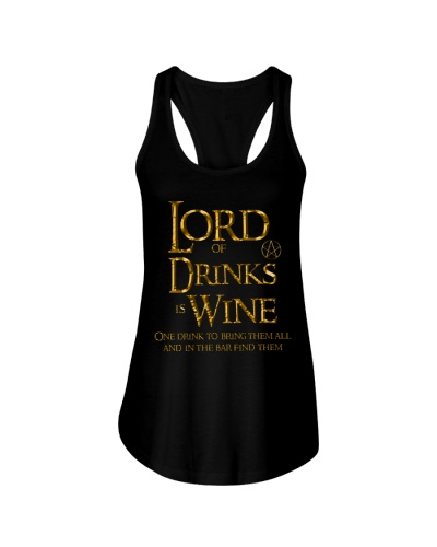 Lord of the Drinks is Wine