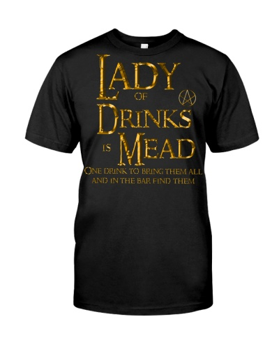 Lady of the Drinks is Mead