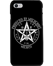 Protected by Witchcraft Phone Case thumbnail