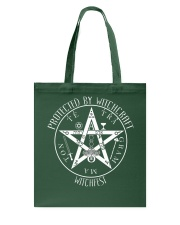 Protected by Witchcraft Tote Bag thumbnail