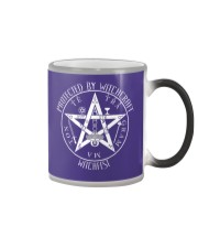 Protected by Witchcraft Color Changing Mug thumbnail