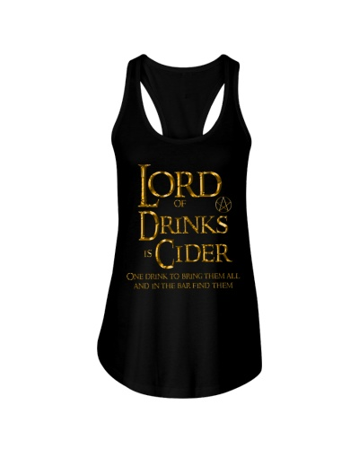 Lord of Drinks is Cider