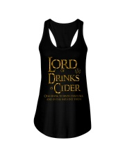 Lord of Drinks is Cider Ladies Flowy Tank thumbnail