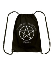 The Wiccan Rede Drawstring Bag thumbnail