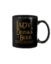 Lady of Drinks is Beer Mug thumbnail