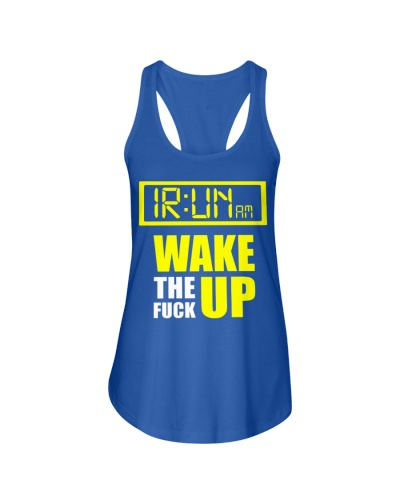 TIME TO RUN - WAKE UP NOW