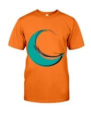 crescent moon Classic T-Shirt front
